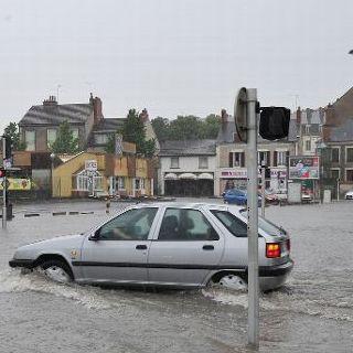 Orages et inondations entre Centre, Bourgogne et Franche Comté