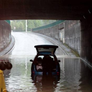 Pluie abondante au Centre et encore de forts orages au Sud