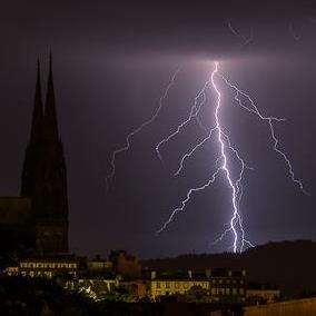 De violents orages interrompent la canicule