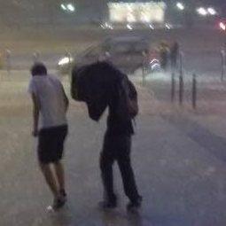 Dépression Zeljko : orage violent, tornade et foudre meurtrière