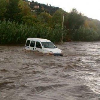 Orage des 27 & 28 octobre : inondations & foudre font 1 mort et des blessés