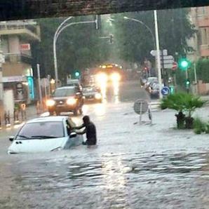 Violents orages sur le Var et la Côte d'Azur