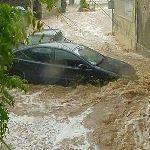 Orages et épisode méditerranéen clôturant la canicule du 7 au 9 août
