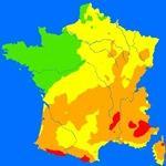 Les secteurs les plus orageux en France et dans le Monde