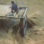 Orage catastrophique à Nîmes le 3 octobre 1988