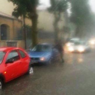 Forts orages en Languedoc Roussillon : inondations & foudre font des dégâts