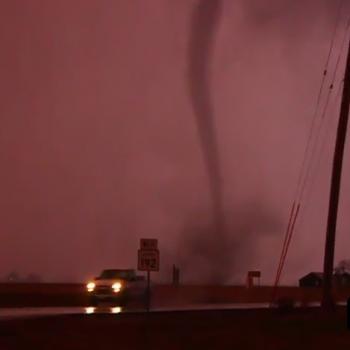 Violents orages et tornades aux Etats-Unis à deux jours de Noël