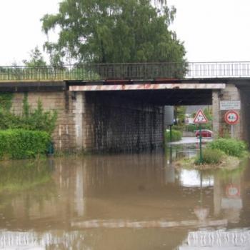 Bretagne : de fortes pluies et des dégâts