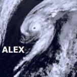Alex & Pali : deux ouragans exceptionnels en plein mois de janvier