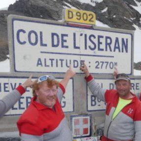 Ouverture des derniers cols alpins et lancement du ski d'été
