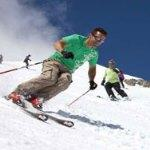 La neige en été : ouverture des cols, Tour de France & ski