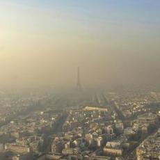 Bilan 2014 de la pollution en Ile de France et à Paris