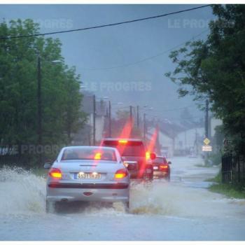 Grêle et inondations : bilan des orages de vendredi