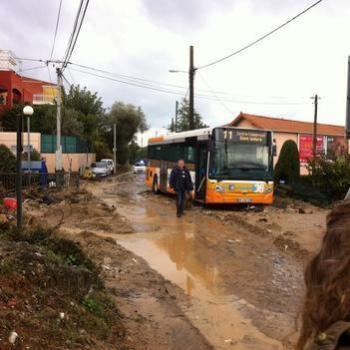 Pluie record à Nice & Alpes Maritimes - Catastrophe naturelle