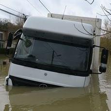 Crue de la Seine à Paris - Graves inondations en régions
