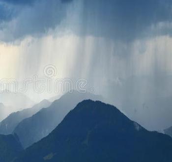 Episode pluvieux conséquent dans les Alpes - Bilan