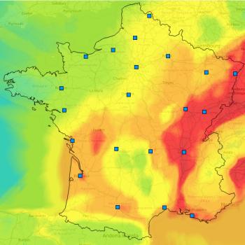 Pollution aux particules fines : la qualité de l'air se dégrade