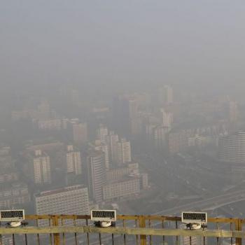 Pékin et le Nord de la Chine suffoquent sous la pollution