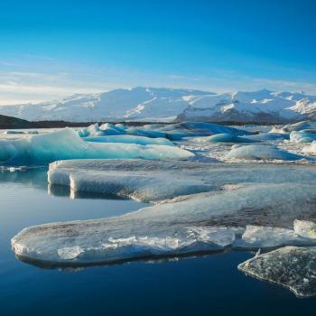 Banquise Arctique : fin de la fonte estivale