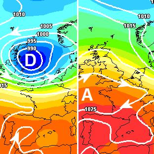 Les prévisions météo pour le début de l'été 2015
