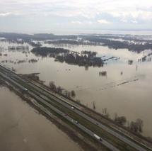 Importantes inondations en cours au Québec