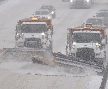 Tempête de neige précoce au Québec