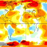 Nouveau record de douceur mondial en mai selon la NASA