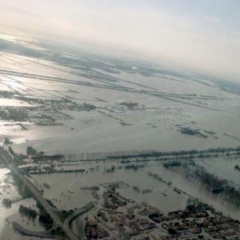 Décembre 2003 : inondations et crue historique du Rhône