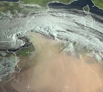 Pluies de sable attendues le 23 avril - décryptage du phénomène