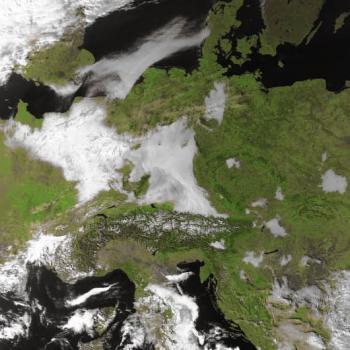 Fraîcheur sous les grisailles - record de douceur en Bretagne