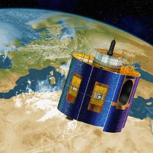 Animation satellite du mois de mars