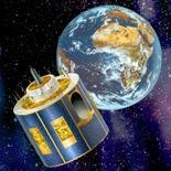Le cycle des saisons via l'animation satellite mondiale en 2015