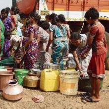 L'Inde et le Sri Lanka entre sécheresse, mousson et inondations