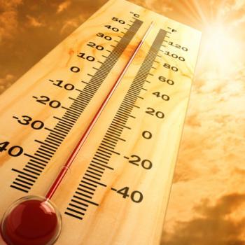 Chaleur record en Asie Centrale