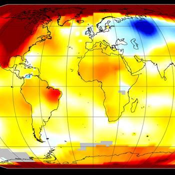 La NASA confirme un mois de Novembre anormalement chaud