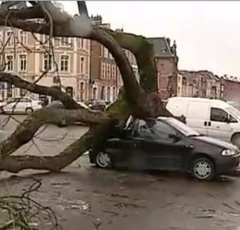 Violente tempête du 17 décembre 2004