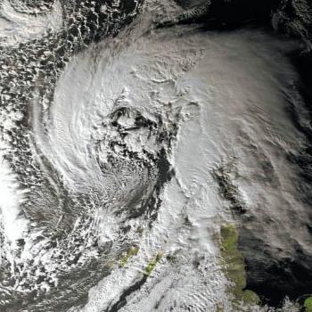 Tempête Abigail en Ecosse - Ex-Kate en approche - Vers des coups de vent