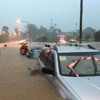 Cyclone Quang et tempête meurtrière en Australie