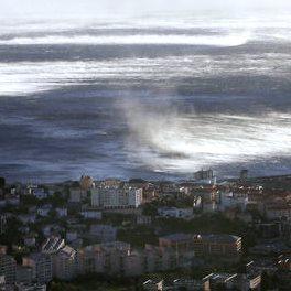 Tempête en Corse - 1 mort à Bastia