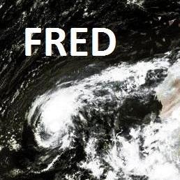 Ouragan Fred sur le Cap Vert : une première depuis 1892