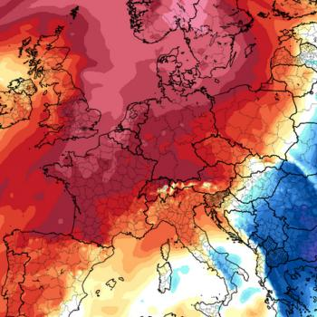 Blocage anticyclonique : une semaine sèche et douce à venir