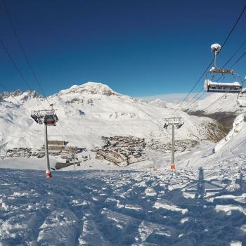 Chutes de neige abondantes sur les Alpes frontalières