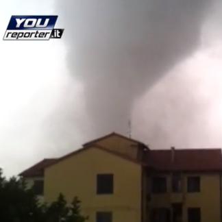 Tornade meurtrière près de Venise en Italie