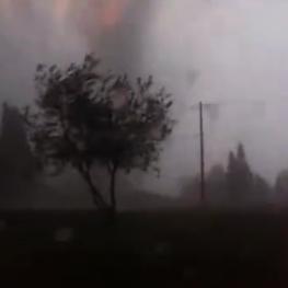 Quatre tornades dans les Vosges et en Allemagne