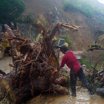 Typhon Goni : victimes et dégâts entre Philippines, Taïwan, Japon et Corée