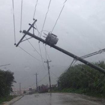 Le typhon Hagupit (ou Ruby) traverse les Philippines