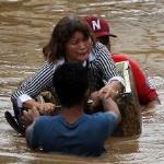 Tempête Tembin très meurtrière sur les Philippines
