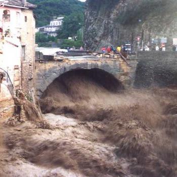 Catastrophe de Vaison la Romaine le 22 septembre 1992