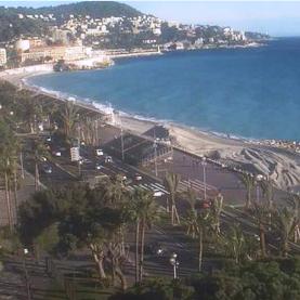 Vent fort, foehn et grande douceur sur la Côte d'Azur & les Alpes Maritimes