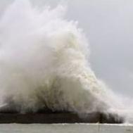 Vent fort et risque de tempête sur la France